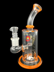 Glasslab 303 Circular Tree Perc Water Pipe