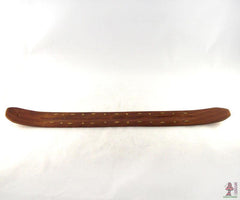 16 Inch Wood Incense Boat