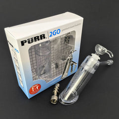 Purr 2GO Premium Travel Bubbler