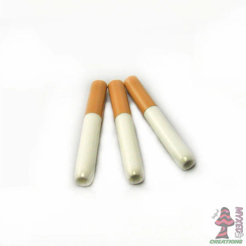 Quartz Glass Cigarette Small