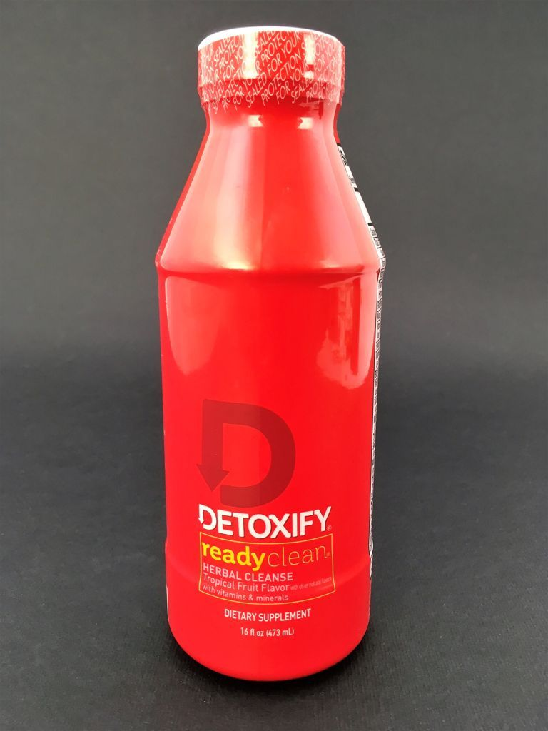 Ready Clean Detoxify Herbal Detox Drink