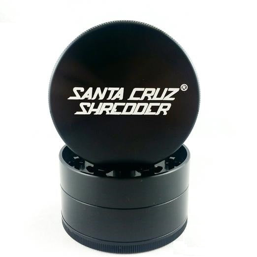 Santa Cruz Shredder Herb Grinder 4-Piece Large
