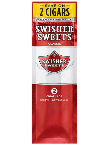 Swisher Sweets 2 Pack