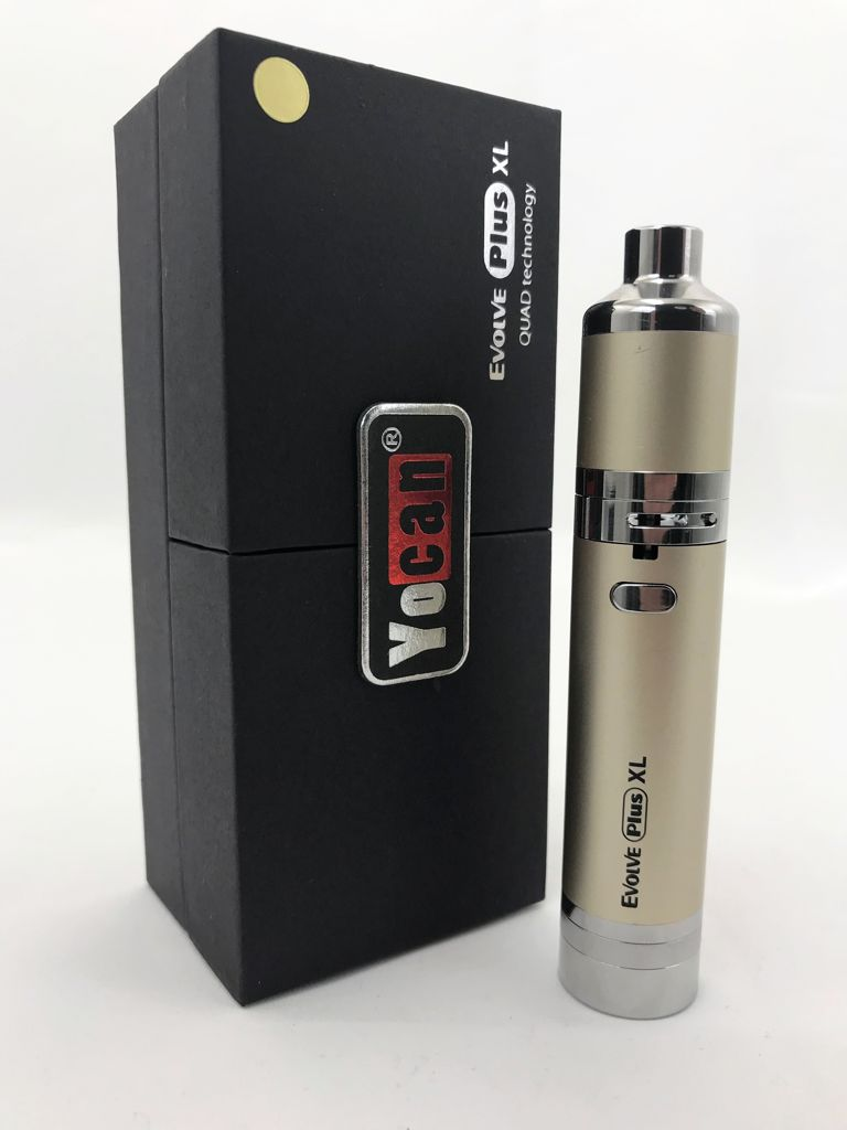 Yocan Evolve Plus XL Quad Coil Dab Pen Kit