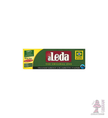 Aleda King Size Transparent Cellulose Rolling Papers