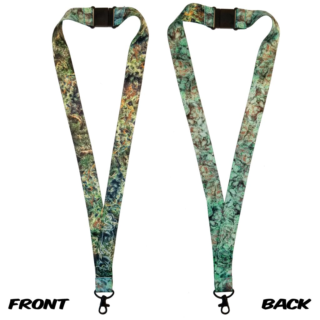 Buds and Nugs Myxed Up Creations Lanyard