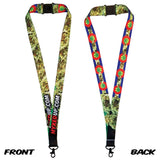 Colorado Bud Myxed Up Creations Lanyard