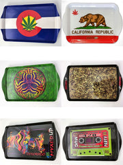 Myxed Up Creations Large Rolling Trays