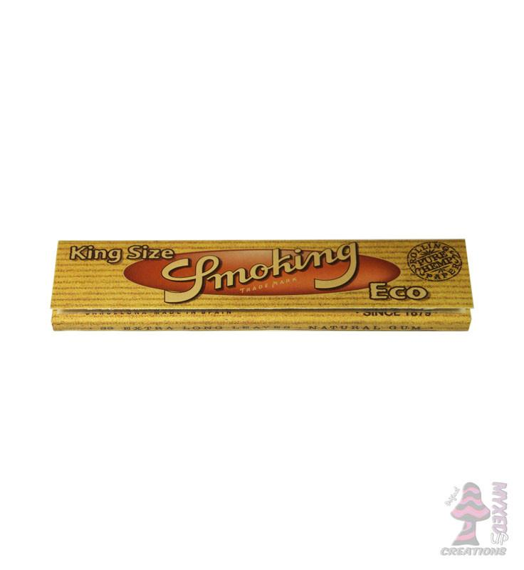 Smoking Eco Hemp King Size Rolling Papers