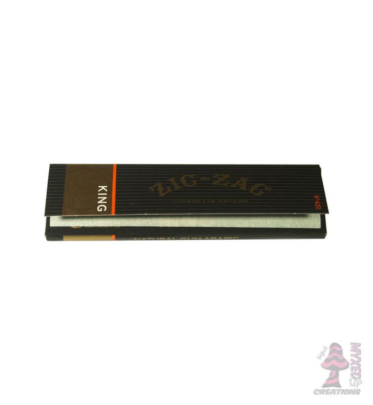 Zig Zag King Size Rolling Papers