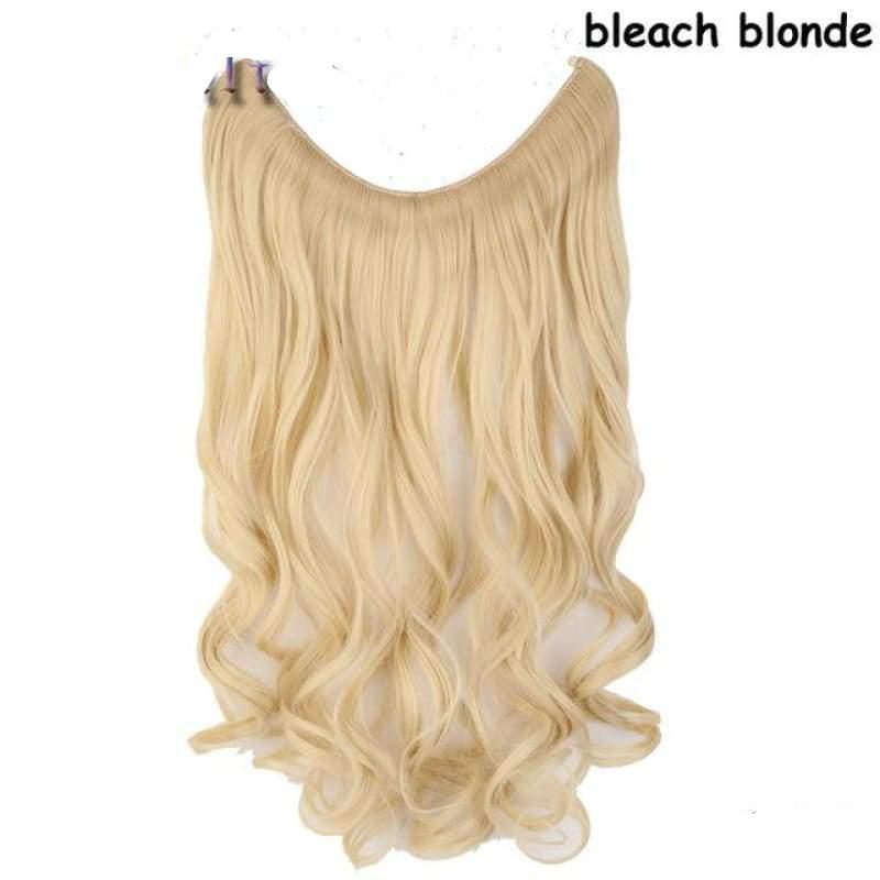 Invisible Wire Halo Hair Extensions Floralzy Floralzy