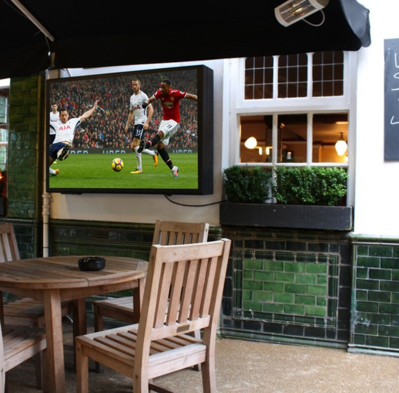 It's Coming Home! Bring your Indoor TV Outside to watch England in the Quarter Finals!