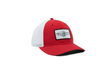 Red and White Trucker Hat