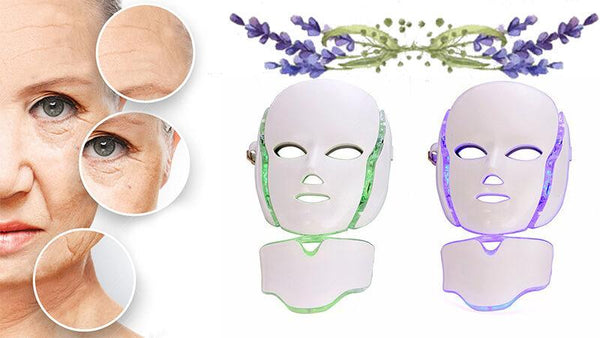 Skin Rejuvenation: Benefits of LED Color Light Therapy Face Masks