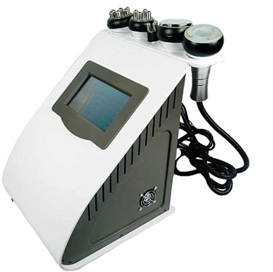 5 in 1 40K Cavitation Machine. (Slimming + RF + Cellulite Removal)