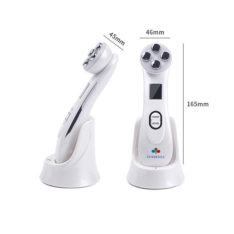 LED Skin Rejuvenation Photon Therapy Wand
