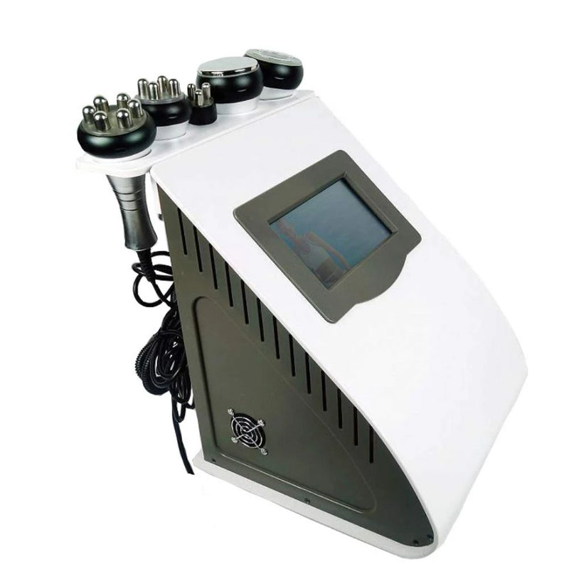 5 in 1 40K Cavitation Machine. (Slimming + RF + Cellulite Removal) - SkinGenics ™ Online Shop