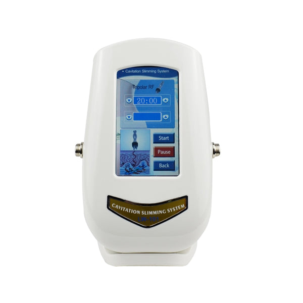 40K Cavitation Slimming RF + Skin Lift & Tightener + Anti-Wrinkle & Rejuvenation Machine