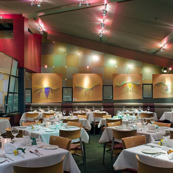 Acoustic Panels for Restaurants and Dining