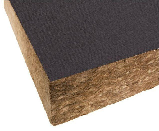Knauf ECOSE Black Acoustical Board, 2 inch (6PK) - Acoustic Sound Panels