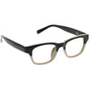 Peepers Layover - Black/Tan