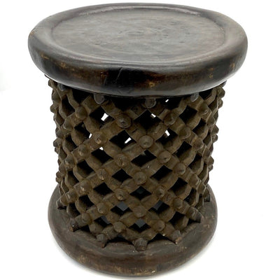 African Stool 2