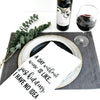 A Day Without Wine Tea Towel