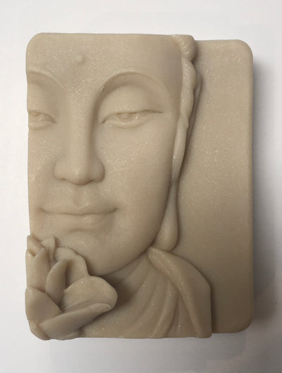 Buddha Head Soap
