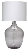 PJ Grey Table Lamp