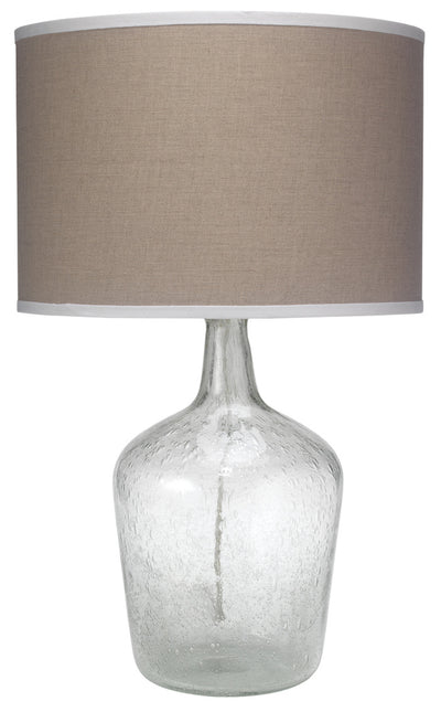 PJ Clear Table Lamp