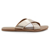 Pebble Gold Sandal