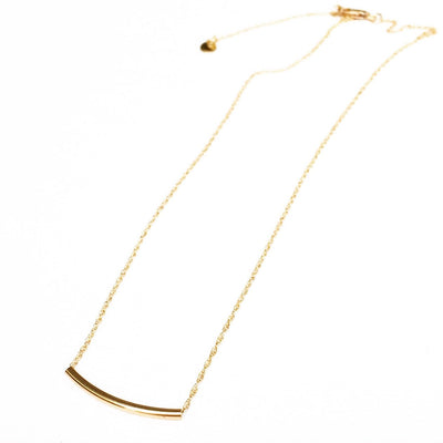 Riona Necklace Gold Fill