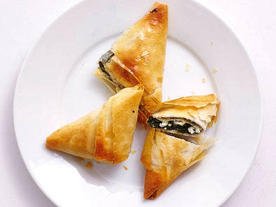 Air Fryer Spanakopita Bites