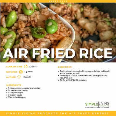 Air Fried Rice