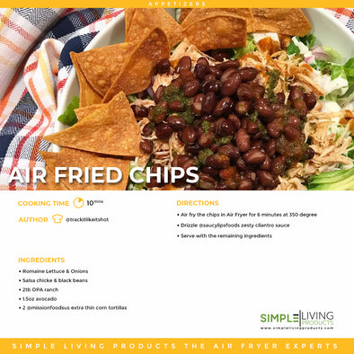 Air Fried Chips