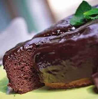 Chocolate Cake Baked in Your Air Fryer