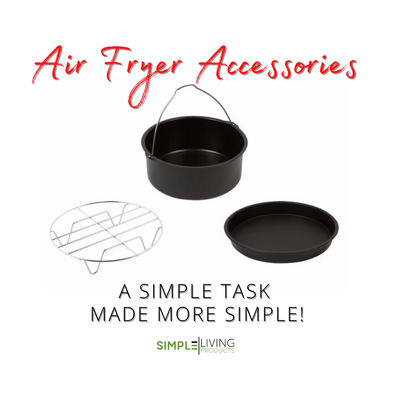 Let's talk air fryer accessories!