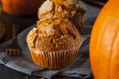 Air Fryer Pumpkin Muffins Recipe