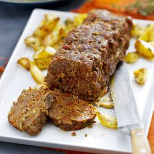 Meatloaf Air Fryer Recipe