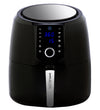 XL Digital 5.8Qt Air Fryer, 8 Presets, 2 Hour Keep Warm and Memory Control Function