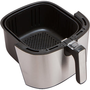 Air Fryer Replacement Pan & Basket - Stainless Steel
