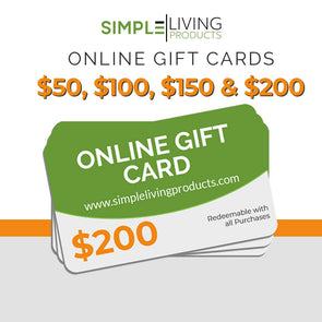 Simple Living Products Giftcard