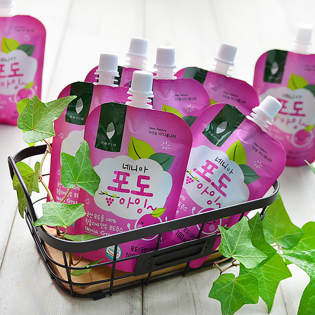 Nenia Grape Aing 네니아 포도아잉 (Pack of Five)