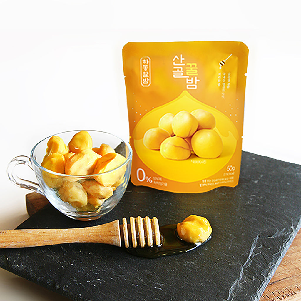 Ecomom SanGol Honey Chestnut 산골꿀밤