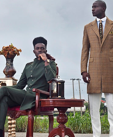 Rearticulating Black Masculinity Transcends Ideology and Enters Fashion