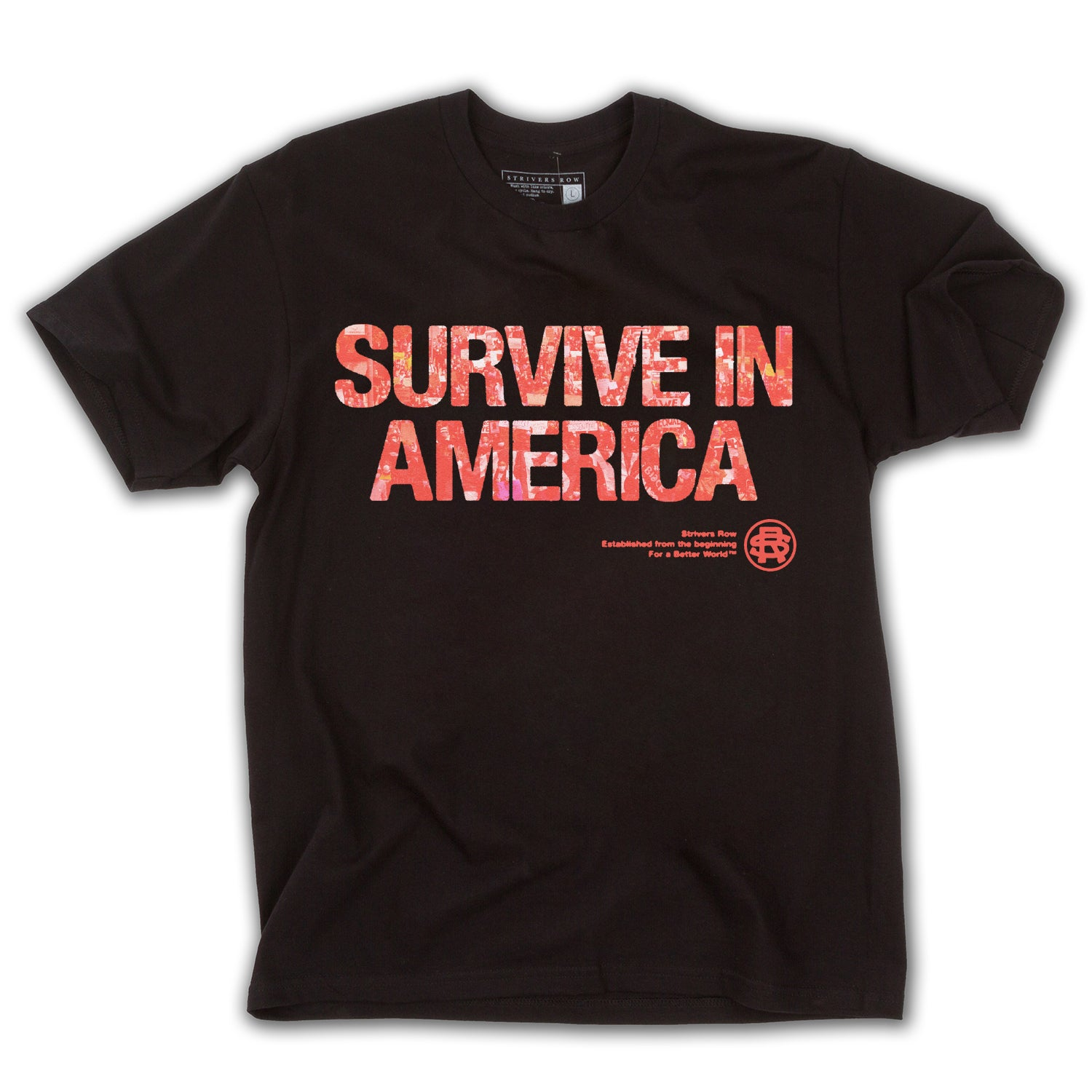 Survive SS Tee (Black)