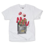 Nature Wins SS Tee (White)