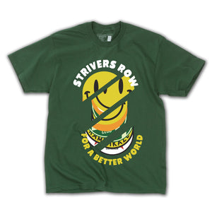 Smile SS Tee (Sport Dark Green)