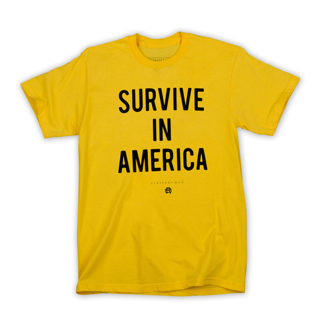 Survive SS Tee