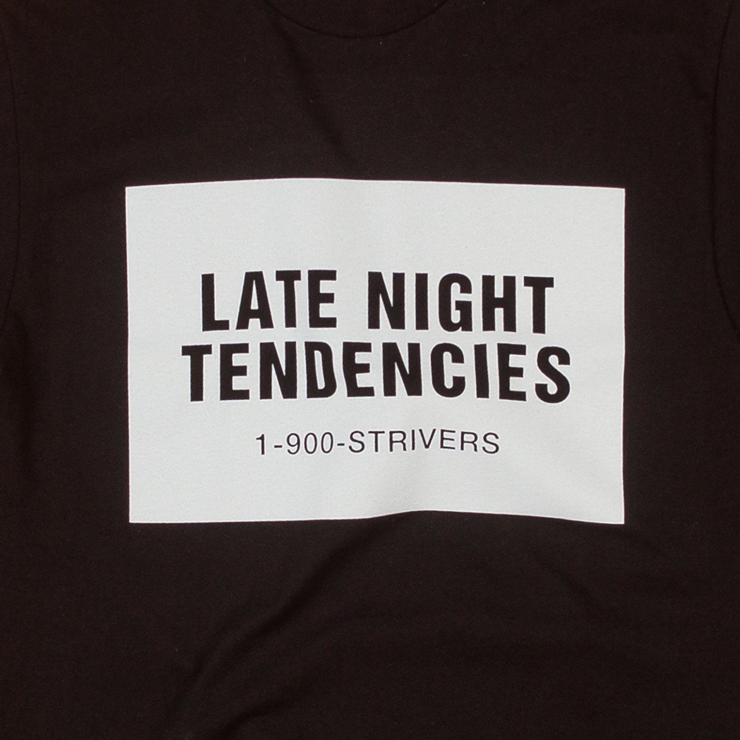 Late Night SS Tee